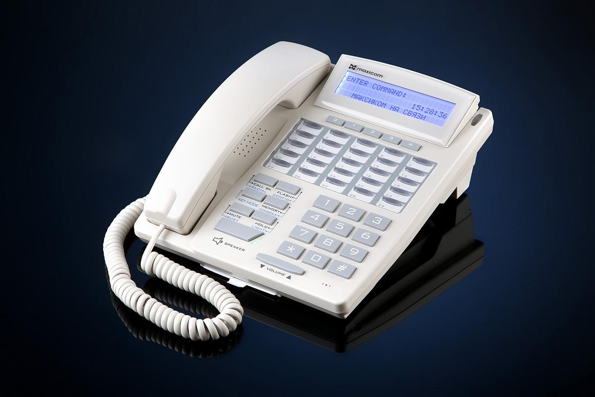 Системный телефонный аппарат STA30W