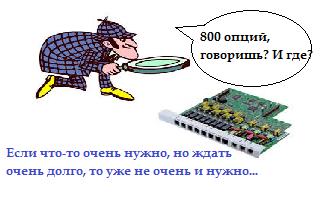 """Иллюстрация к документации и программному обеспечению для мини АТС """"Максиком"""""""