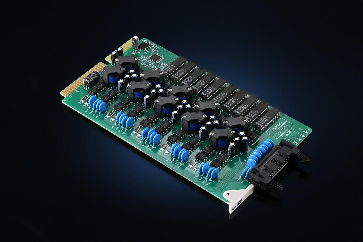 Плата расширения AA10P для цифровой мини АТС MXM500P, 10 портов