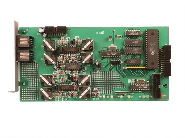 фото плата расширения MP48/80, 4 порта