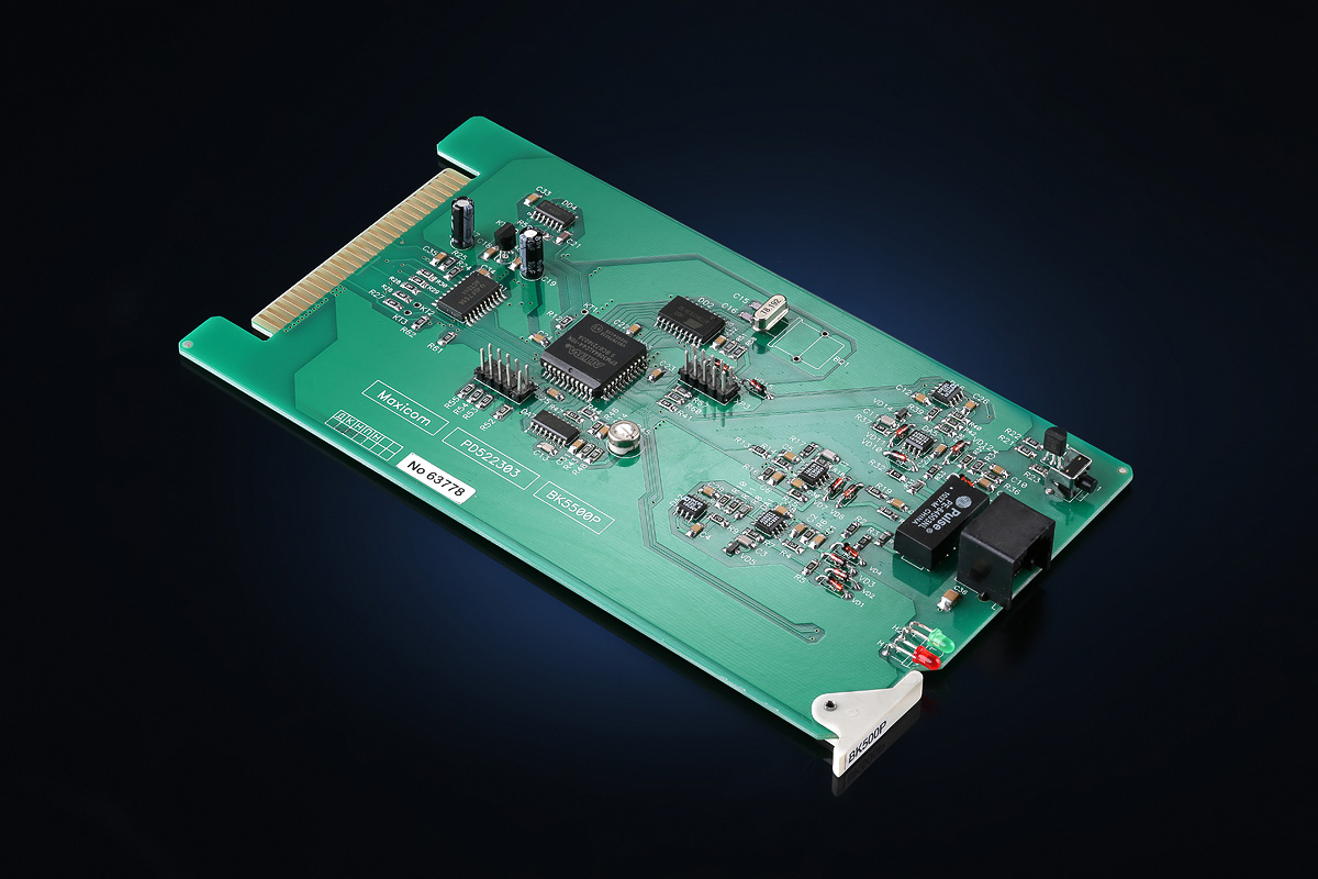 Плата сопряжения с цифровой АТС MXM500P