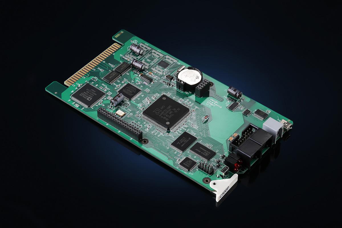 Фото центрального процессора MXM500P