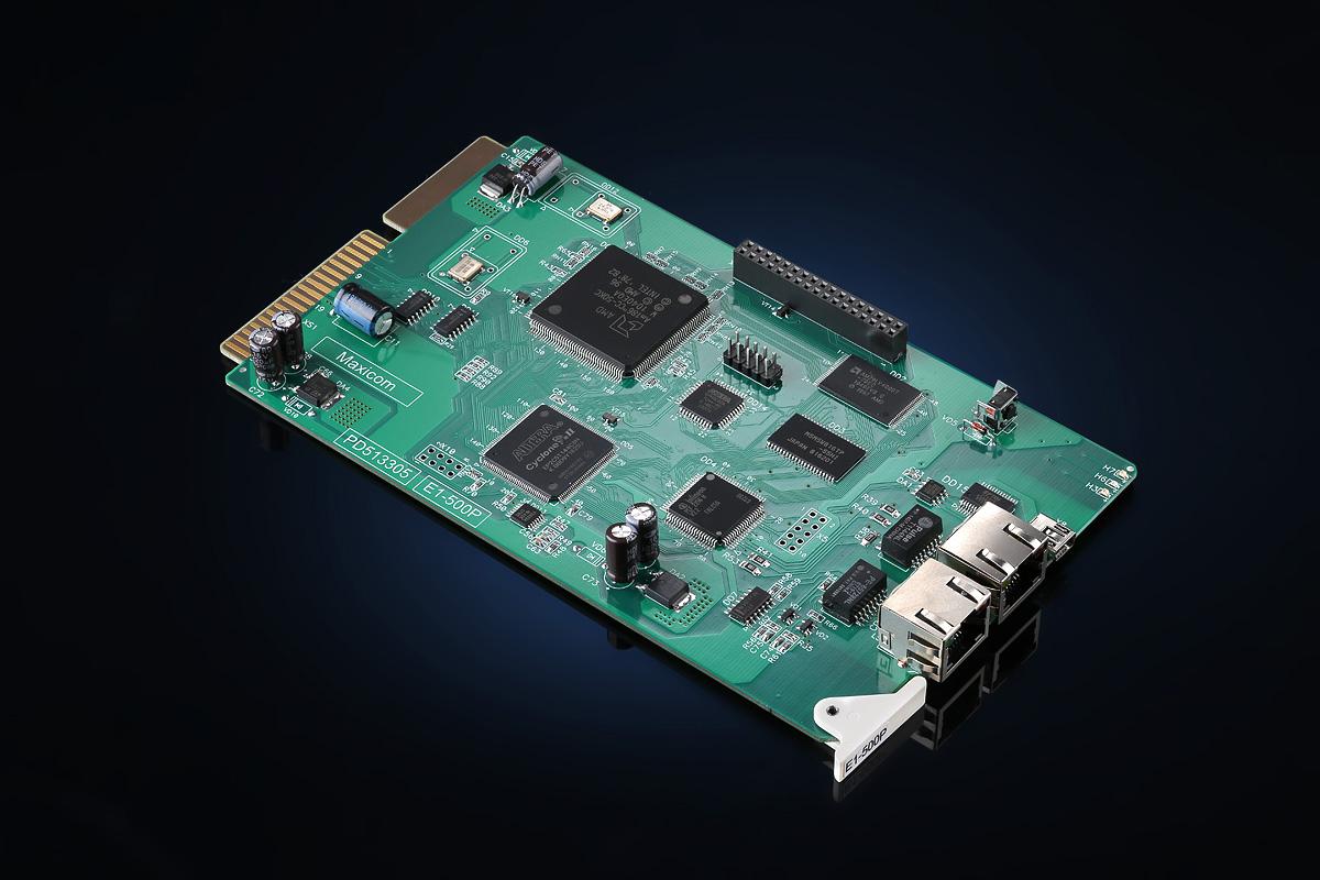 Плата подключения потока Е1-500P для мини АТС MXM500P