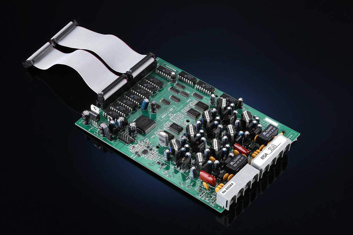 Мини атс для офиса плата расширения SA206 для MP11/MP35