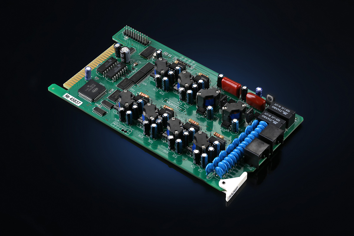 Фото платы расширения SA26P для мини АТС MP48/80