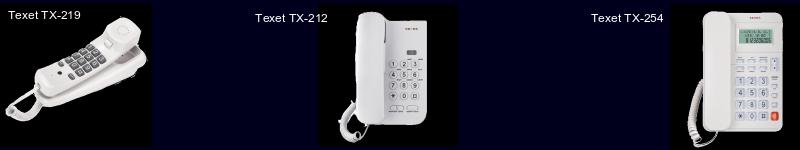 Аналоговые телефонные аппараты