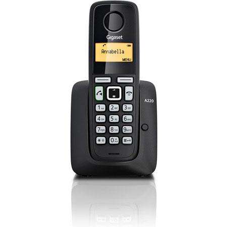 Фото: Телефон DECT с возможностью подключения к базе 4-х трубок. телефонная книжка на 80 номеров
