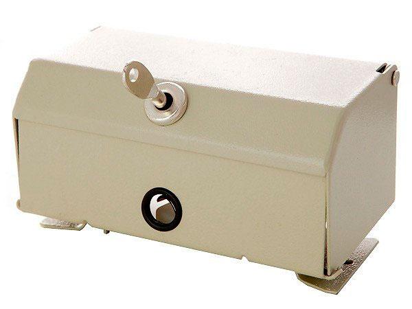 Фото: Коробка телефонная металлическая на 10 пар