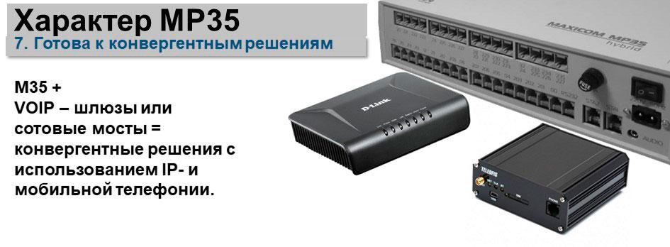 Изображение мини АТС, VOIP шлюза и GSM шлюза.