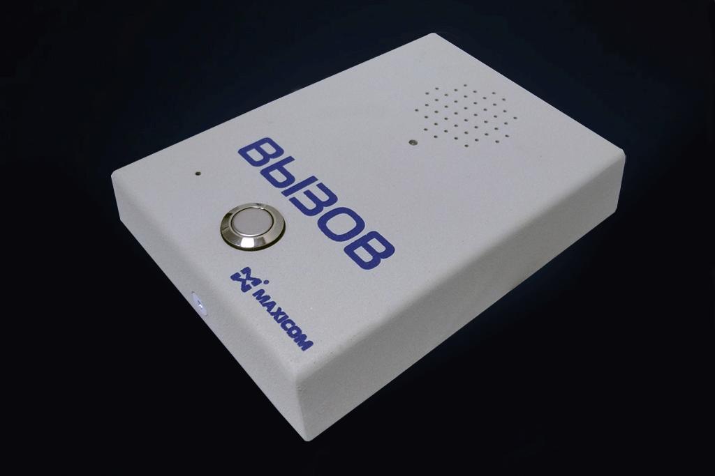 Переговорное устройство громкой связи IP 54, внешний вид