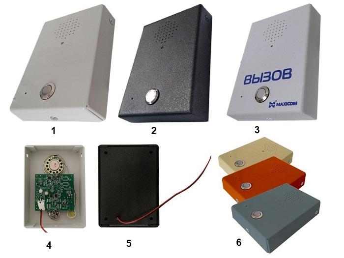 Оборудование систем связи: фото переговорных устройство громкой связи
