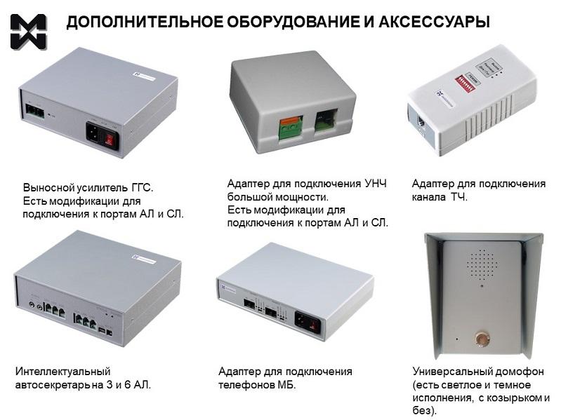 Оборудование связи: аксессуары Максиком