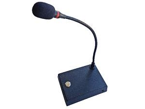 """Переговорное устройство """"Клиент-кассир"""" - пульт оператора с микрофоном"""